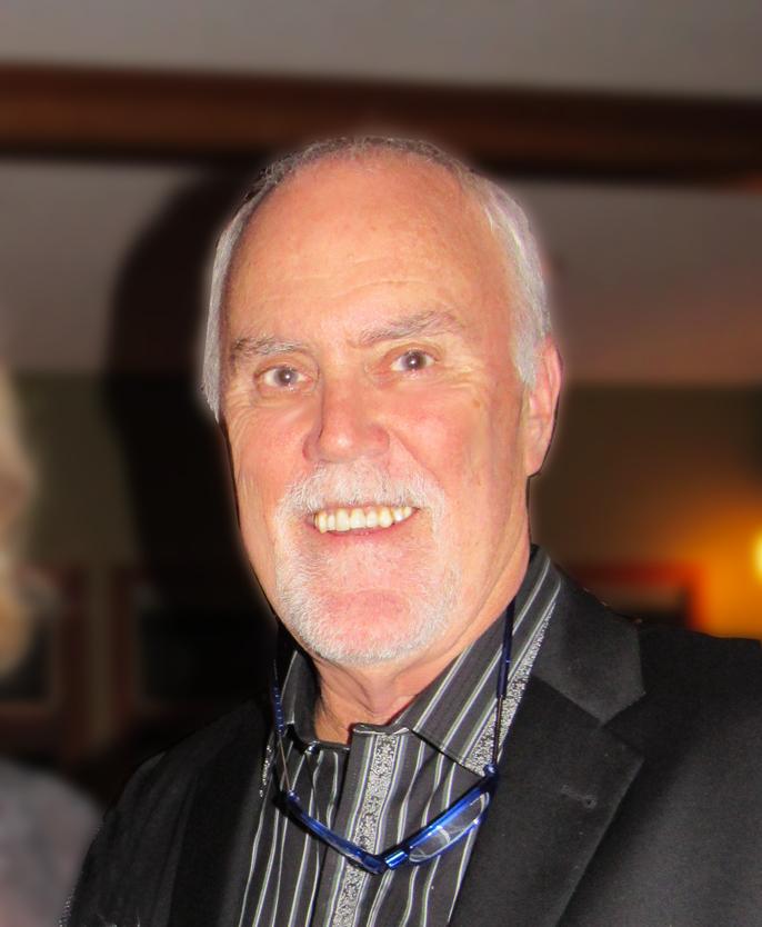 Commodore Russ Johnson